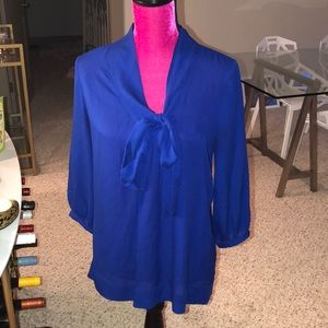 Diane Von Furstenberg silk shirt